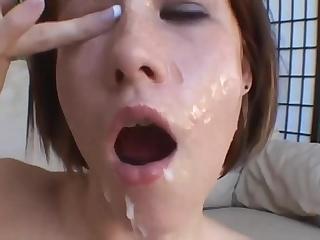 Порно буккаке